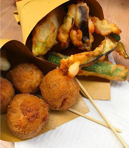 fritto misto di Napoli | la Clandestina
