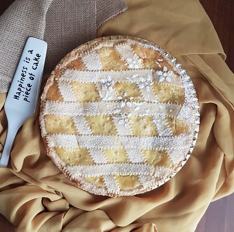 La Pastiera:la tarta de Semana Santa