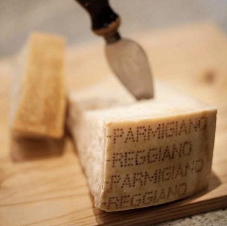 Parmigiano Reggiano   la Clandestina