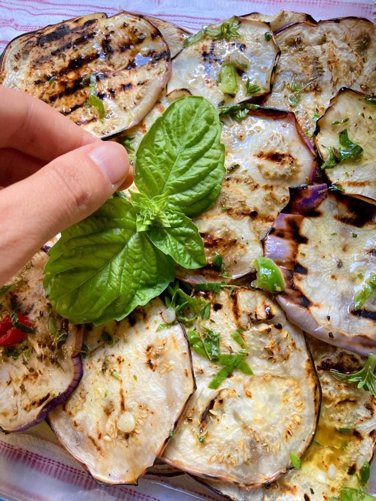 como preparar berenjenas, receta fácil | la Clnadesitina