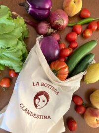 bolsa de algodón sostenible | la Clandestina