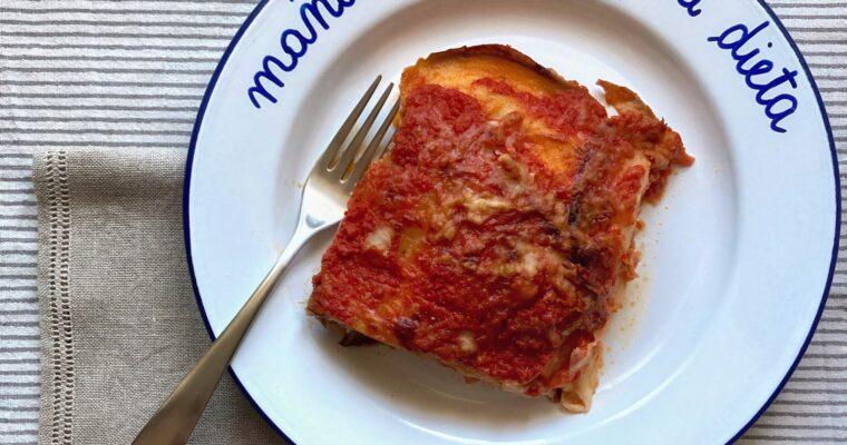 ¿Qué lleva la Parmigiana?