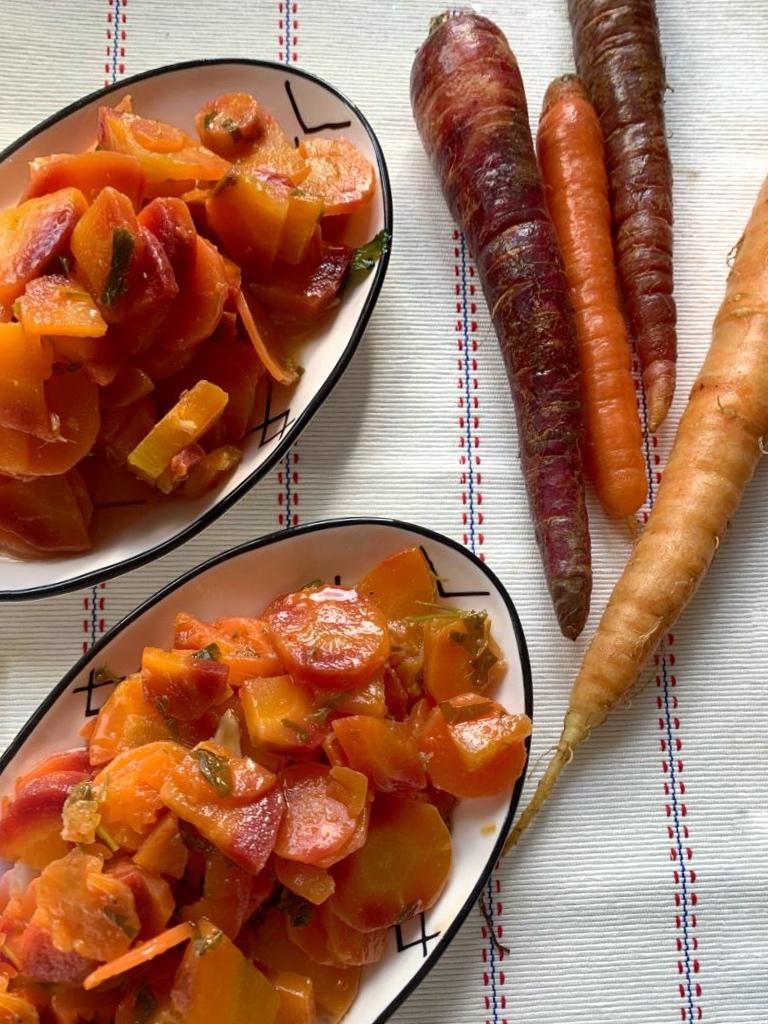 que hacer con las zanahorias | la Clandestina