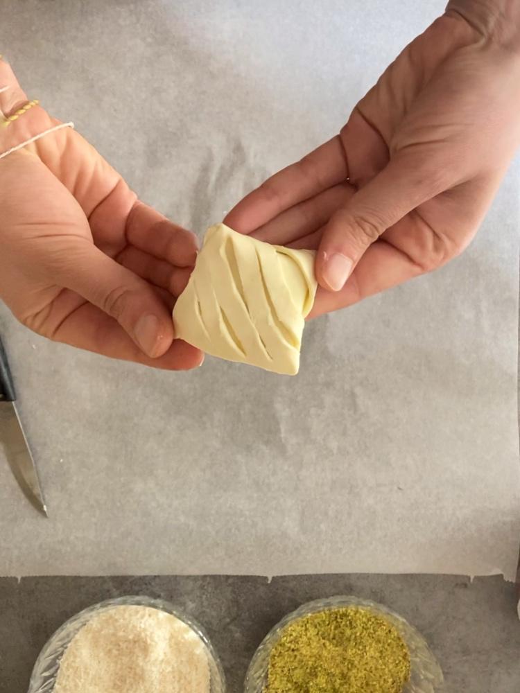 idea con hojaldre y nutella | la Clandestina