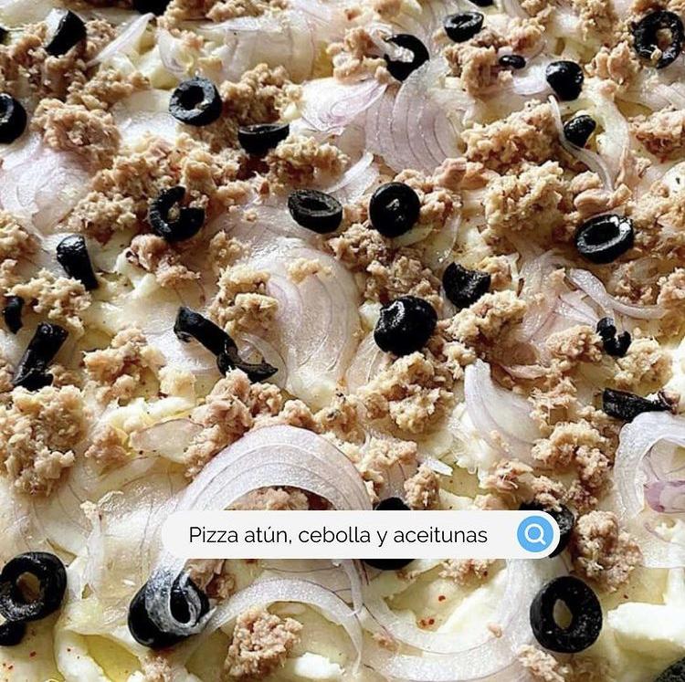 no pues comer lactosa, puedo comer una pizza | la Clandestina