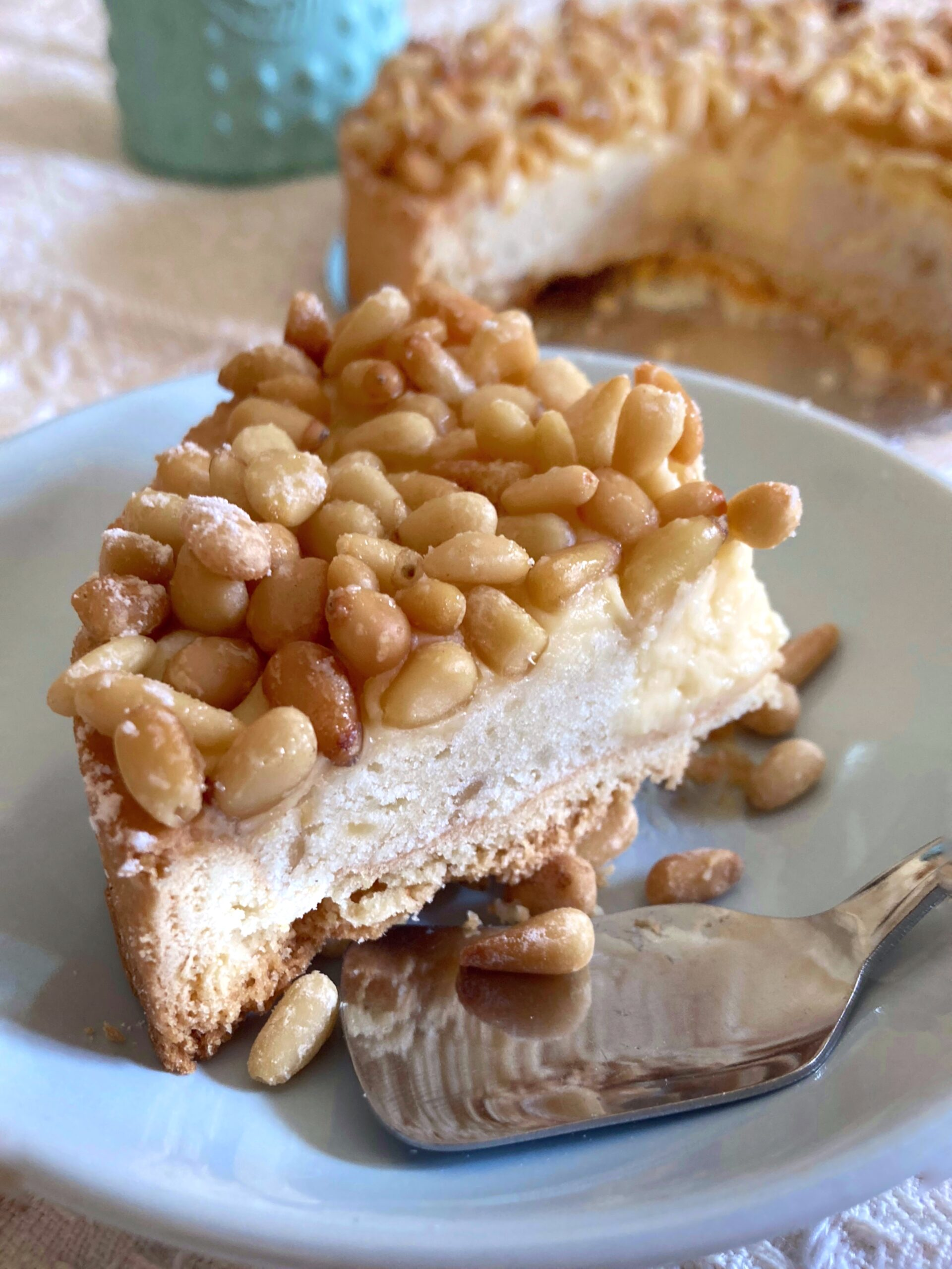 La torta della Nonna: un clásico para la merienda